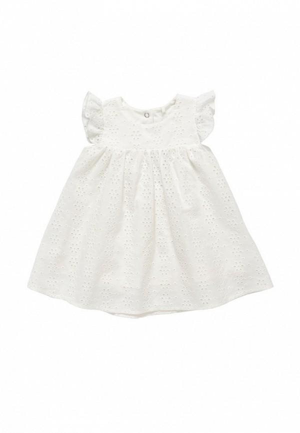 повседневные платье artie для девочки, бежевое