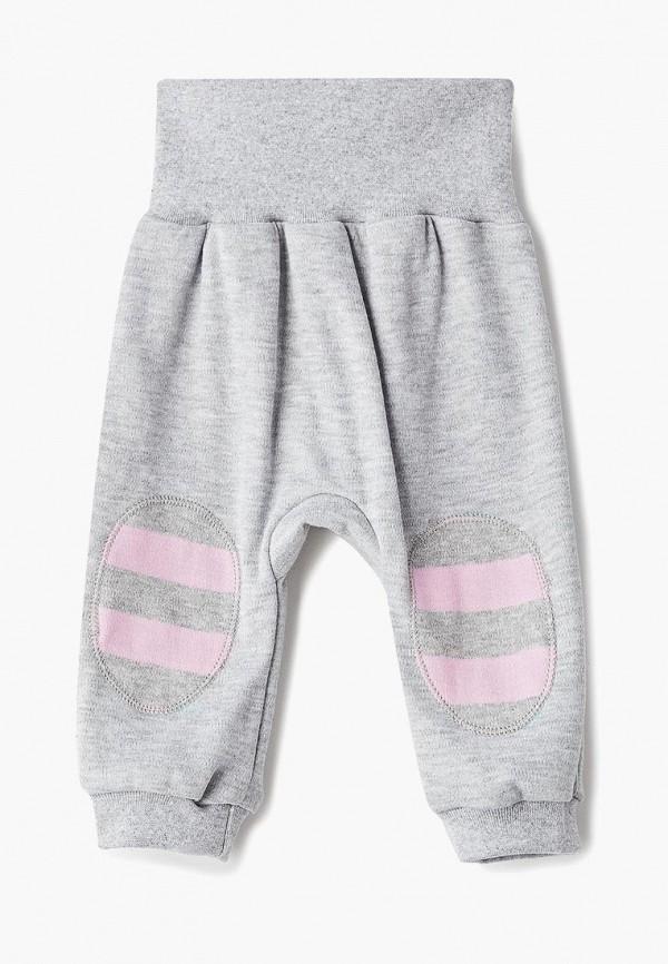 брюки лапушка для девочки, серые