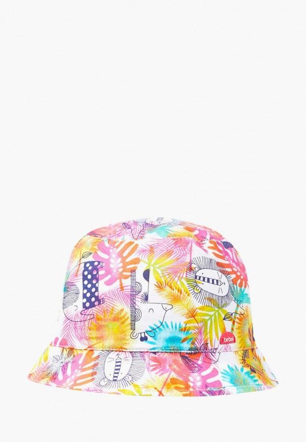 панама broel для девочки, разноцветная