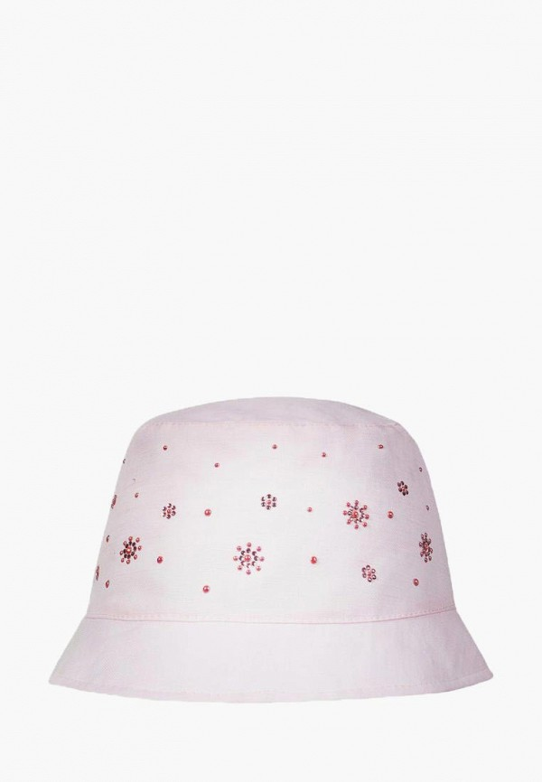 панама broel для девочки, розовая