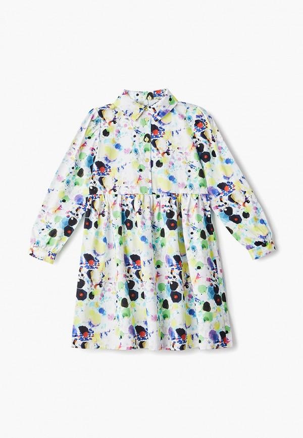 повседневные платье tforma для девочки, разноцветное