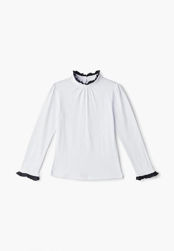 водолазка tforma для девочки, белая