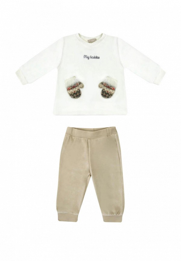 костюм спортивный для беременных nuova vita 9104 04 цвет бежевый Костюм спортивный RBC RBC MP002XG00J6A
