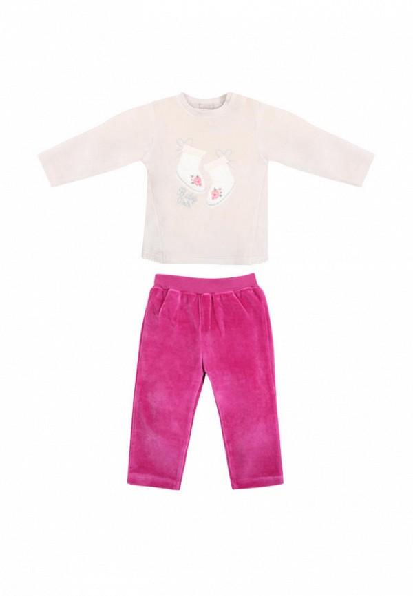 костюм rbc для девочки, розовый