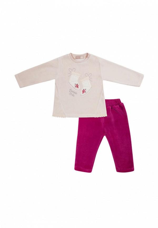 костюм rbc для девочки, бордовый