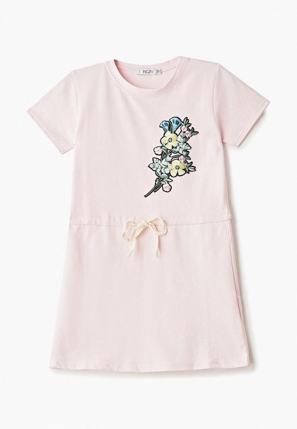 Платья для девочки Incity цвет розовый