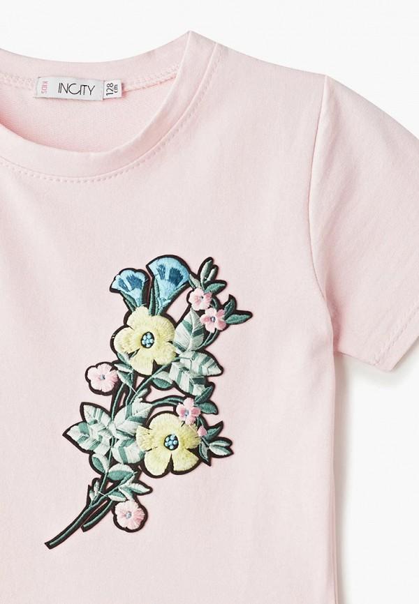 Платья для девочки Incity цвет розовый  Фото 3