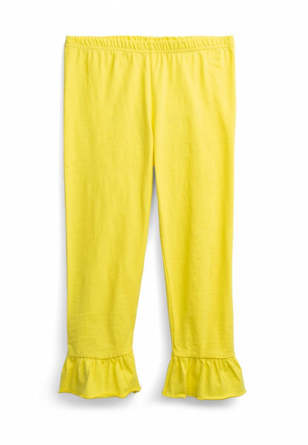 леггинсы playtoday для девочки, желтые