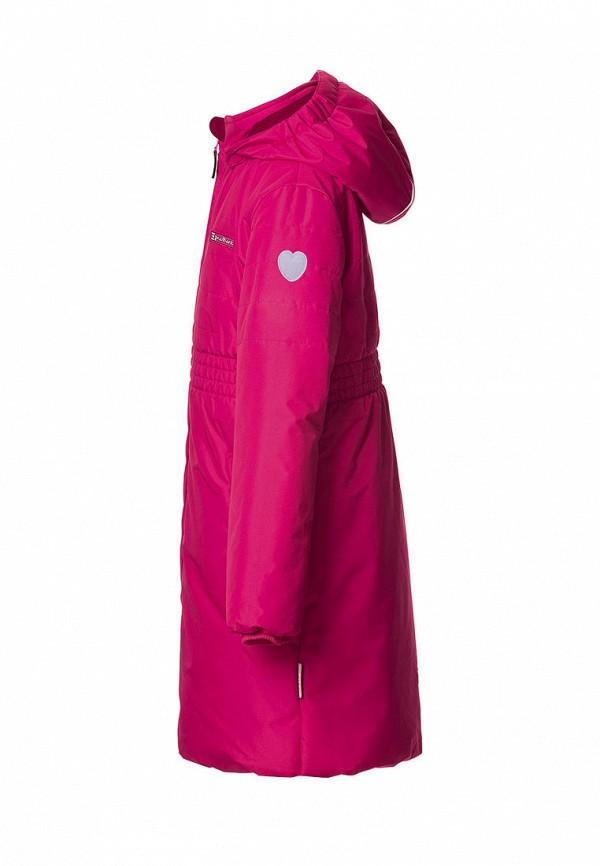 Фото 2 - Куртку утепленная Premont розового цвета