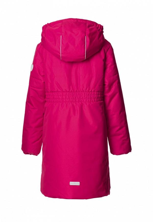 Фото 3 - Куртку утепленная Premont розового цвета