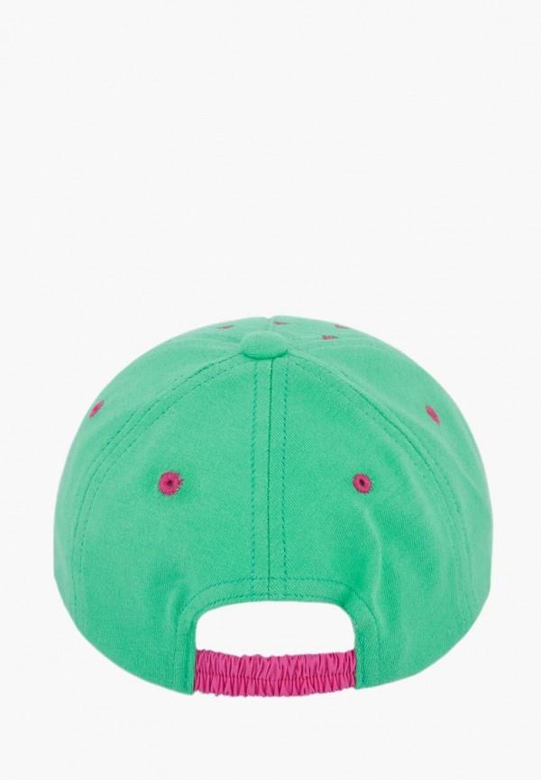 Детская бейсболка Чудо-кроха цвет зеленый  Фото 2