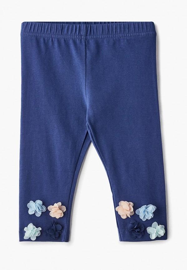 леггинсы coccodrillo для девочки, синие
