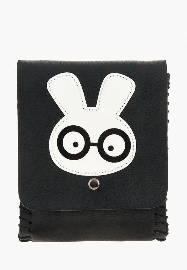 сумка mellizos для девочки, черная