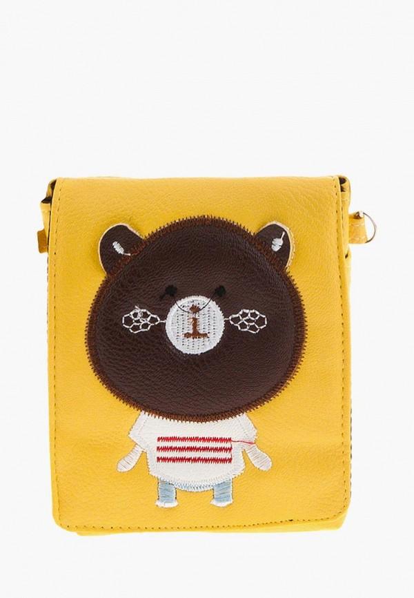 сумка mellizos для девочки, желтая
