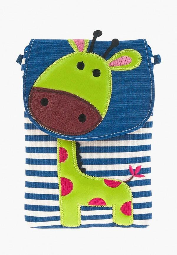 сумка mellizos для девочки, синяя