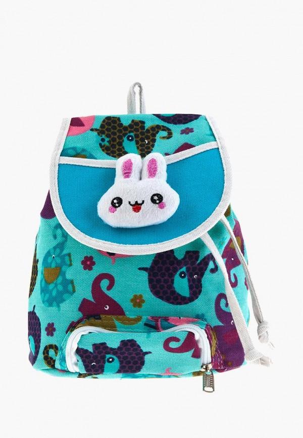 рюкзак mellizos для девочки, бирюзовый