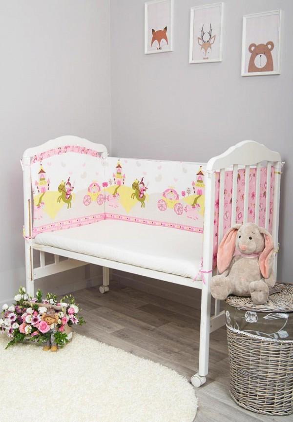 Бортик для детской кровати Сонный Гномик Сонный Гномик MP002XG00JI6 цена