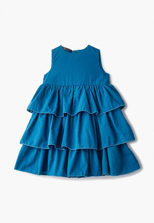 повседневные платье archyland для девочки, синее