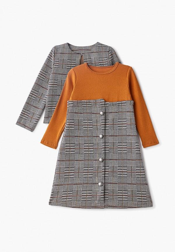 костюм archyland для девочки, серый
