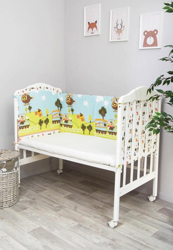 цена Бортик для детской кровати Сонный Гномик Сонный Гномик MP002XG00JNN онлайн в 2017 году