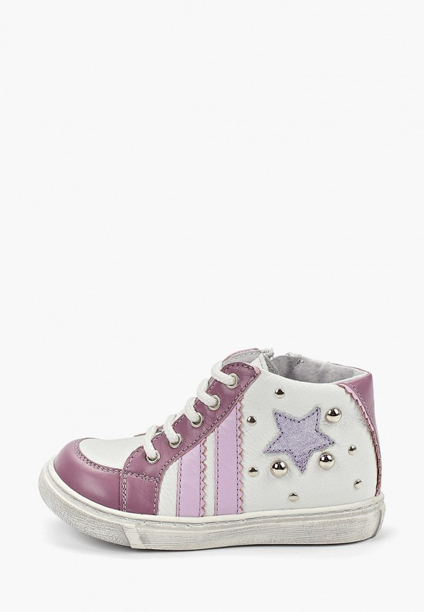 Ботинки для девочки King Boots цвет розовый