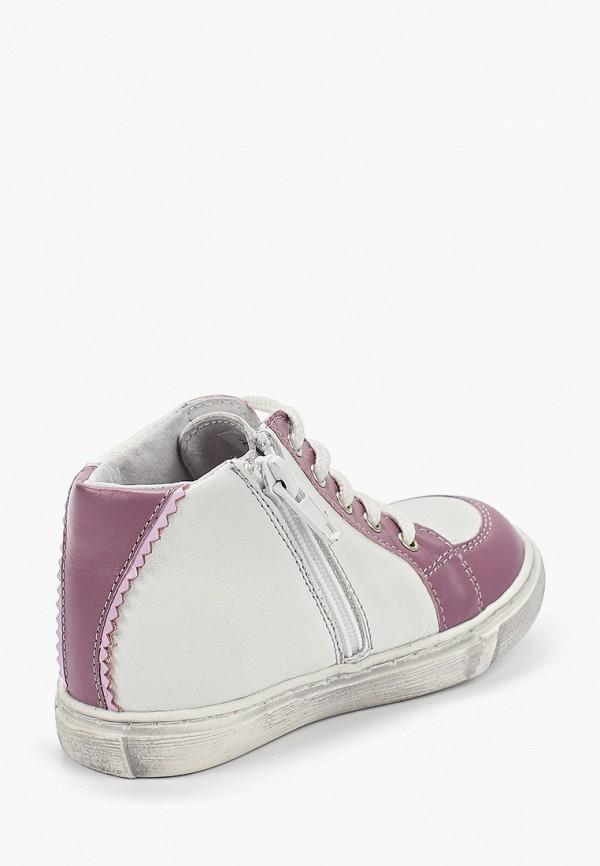 Ботинки для девочки King Boots цвет розовый  Фото 3