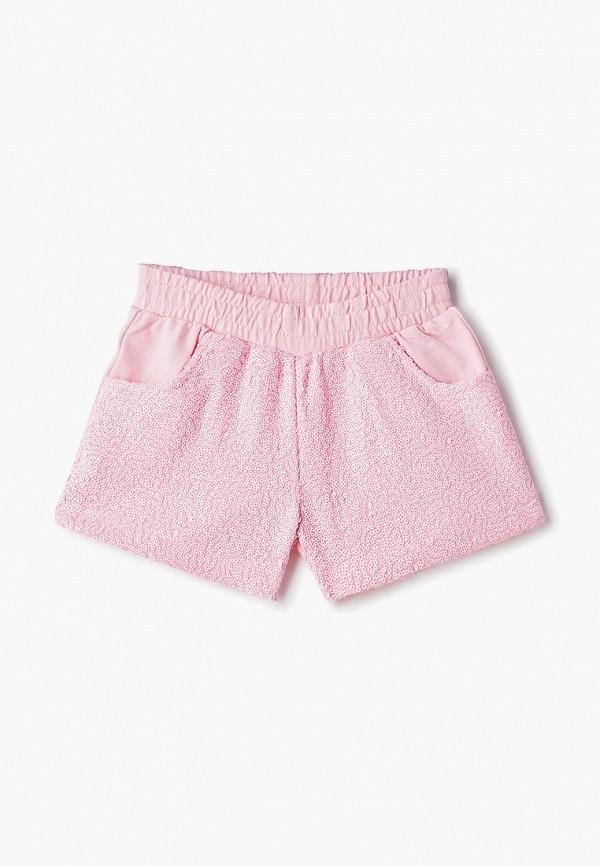 шорты zarina для девочки, розовые