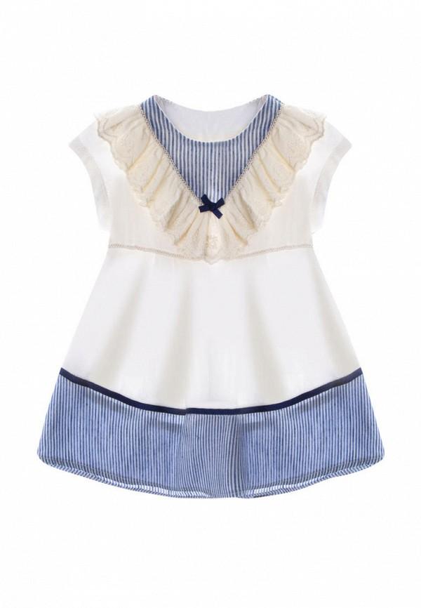 повседневные платье rbc для девочки, бежевое