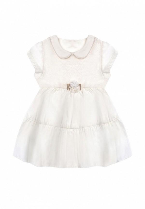 повседневные платье rbc для девочки, белое