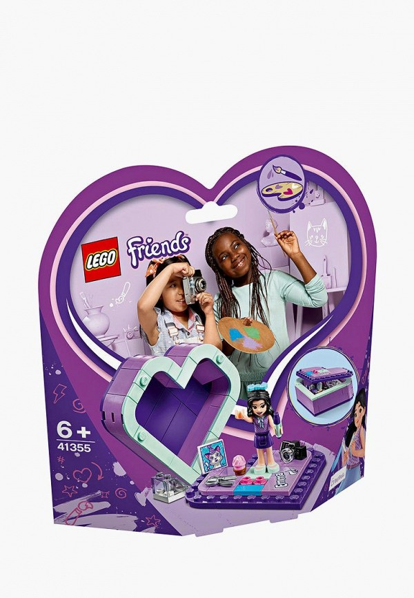 Конструктор Friends LEGO LEGO MP002XG00JT9 конструктор lego friends арт кафе эммы 41336