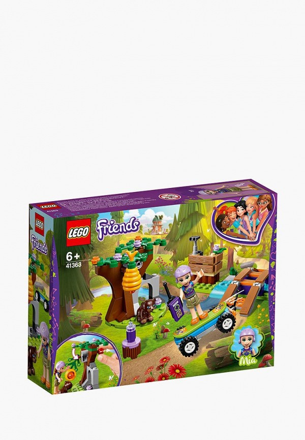 Конструктор Friends LEGO LEGO MP002XG00JTD конструктор friends lego lego mp002xg00jtd