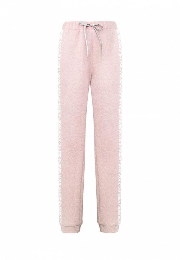 спортивные спортивные брюки смена для девочки, розовые