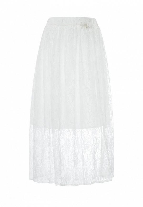 юбка смена для девочки, белая