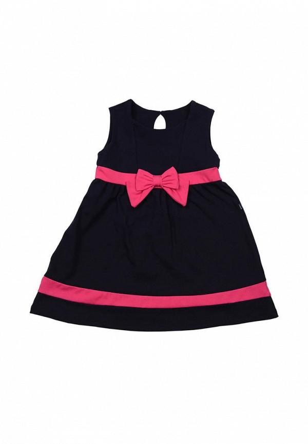 повседневные платье mini maxi для девочки, синее