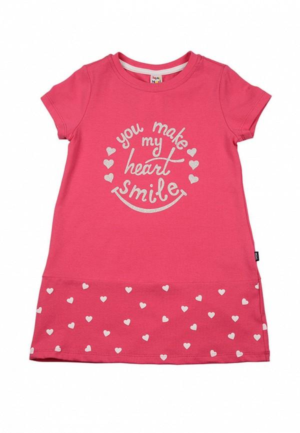 повседневные платье mini maxi для девочки, розовое