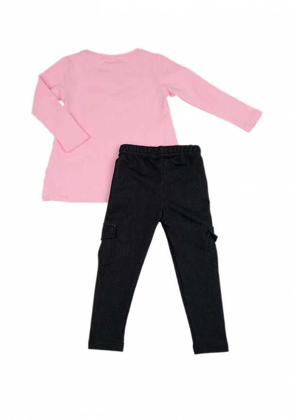 Костюм для девочки Mini Maxi цвет розовый  Фото 2