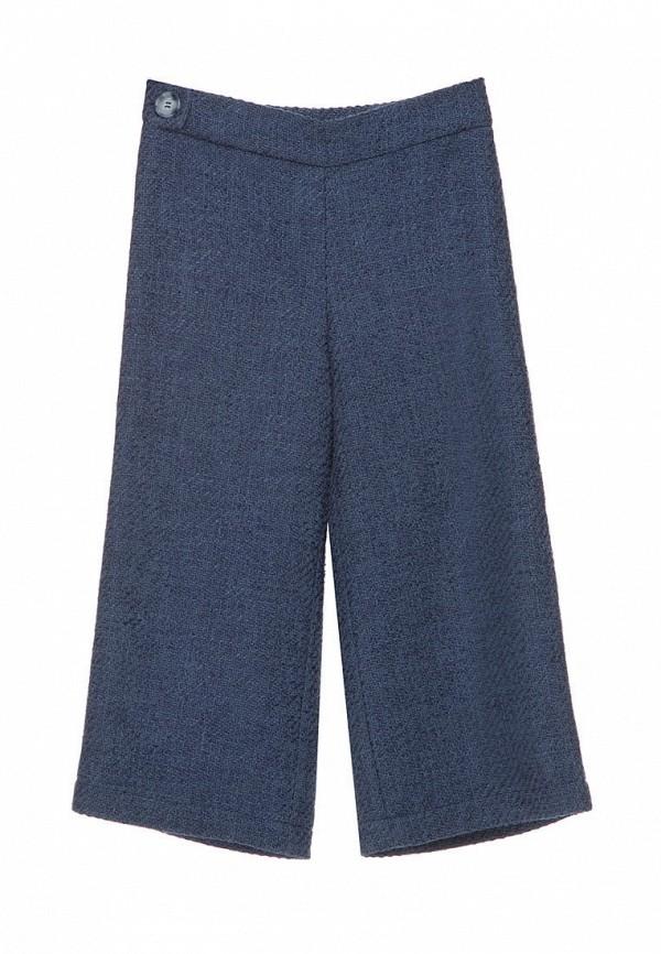 брюки malyna для девочки, синие