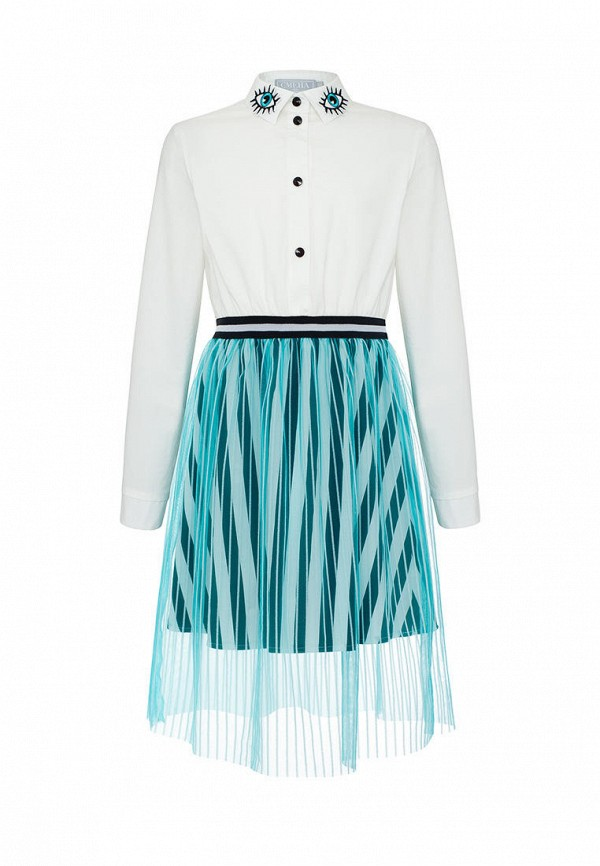 Платье Смена Смена MP002XG00K58 платье для девочки смена цвет молочный 18с295 размер 98