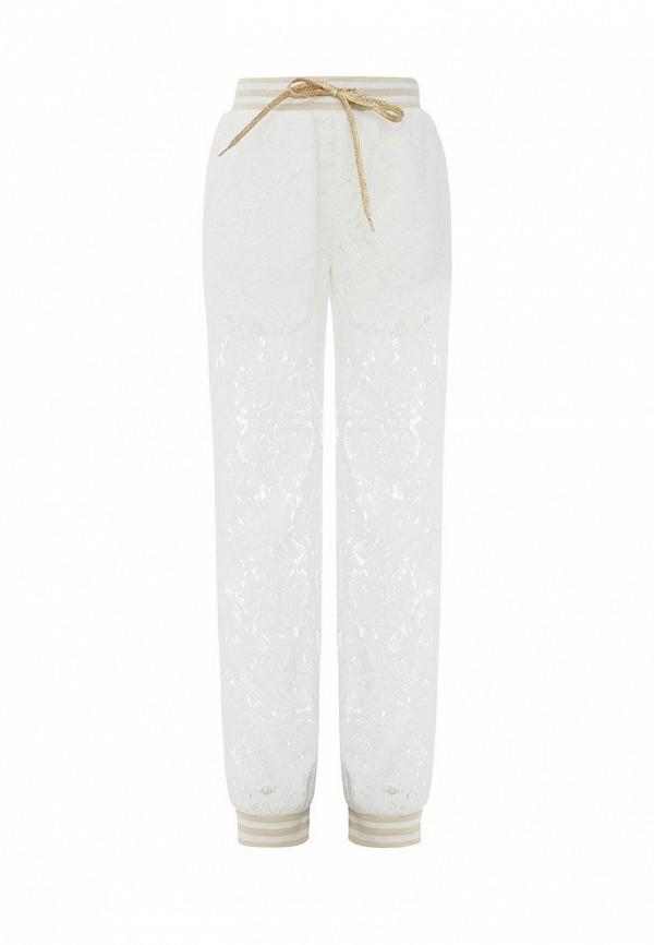брюки смена для девочки, белые