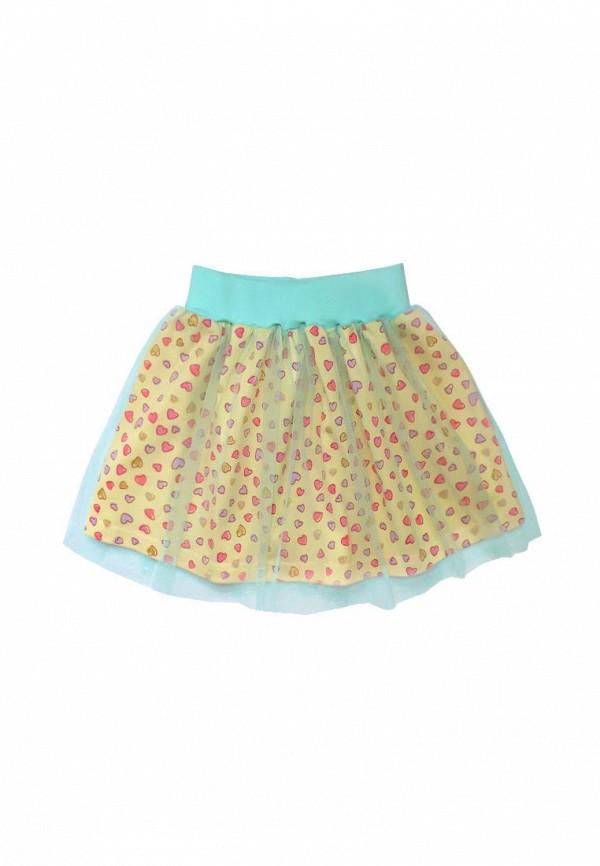 юбка safari kids для девочки, желтая