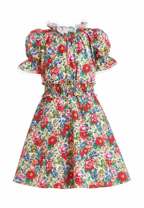 платье stefany для девочки, разноцветное
