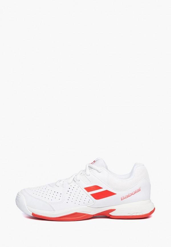 кроссовки babolat для девочки, белые