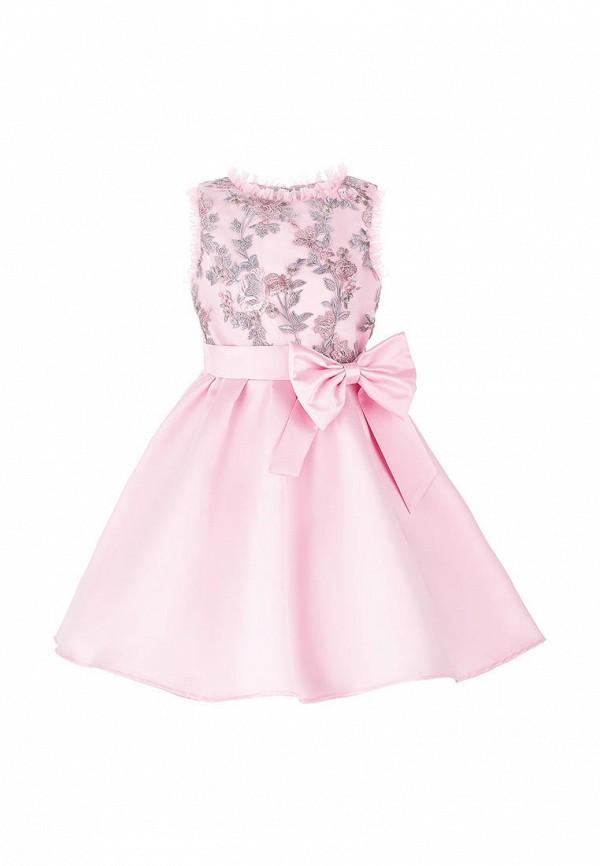 Платья для девочки Stefany цвет розовый