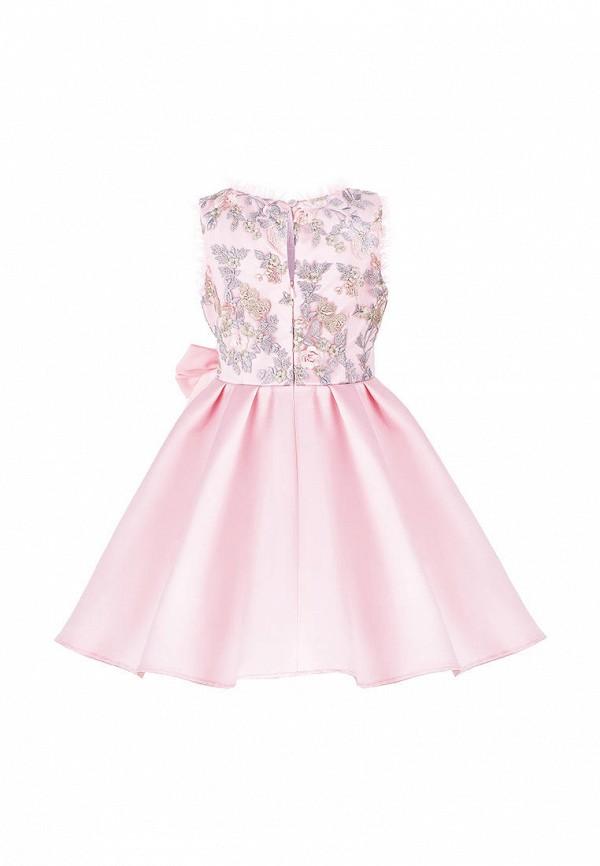 Платья для девочки Stefany цвет розовый  Фото 2