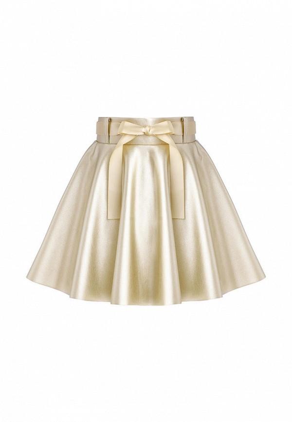 юбка stefany для девочки, золотая