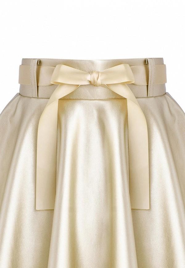 Юбка для девочки Stefany цвет золотой  Фото 3