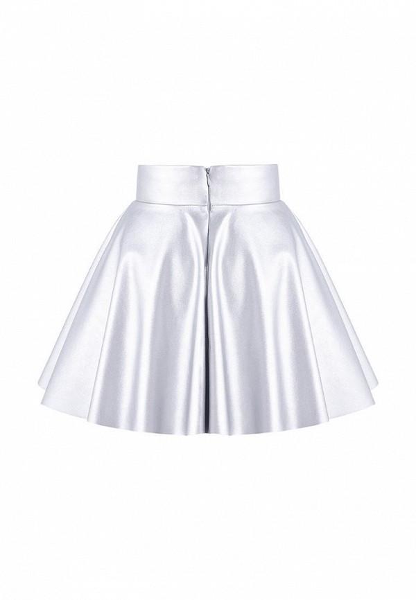Юбка для девочки Stefany цвет серебряный  Фото 2