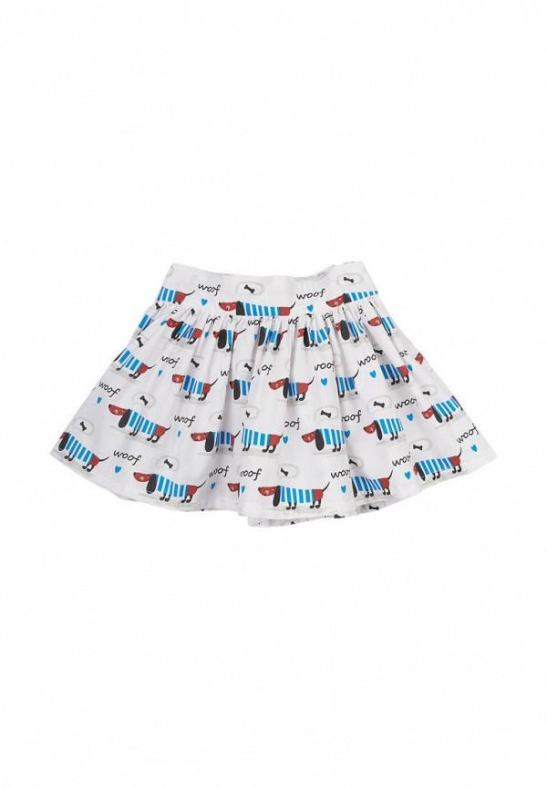 юбка garnamama для девочки, белая
