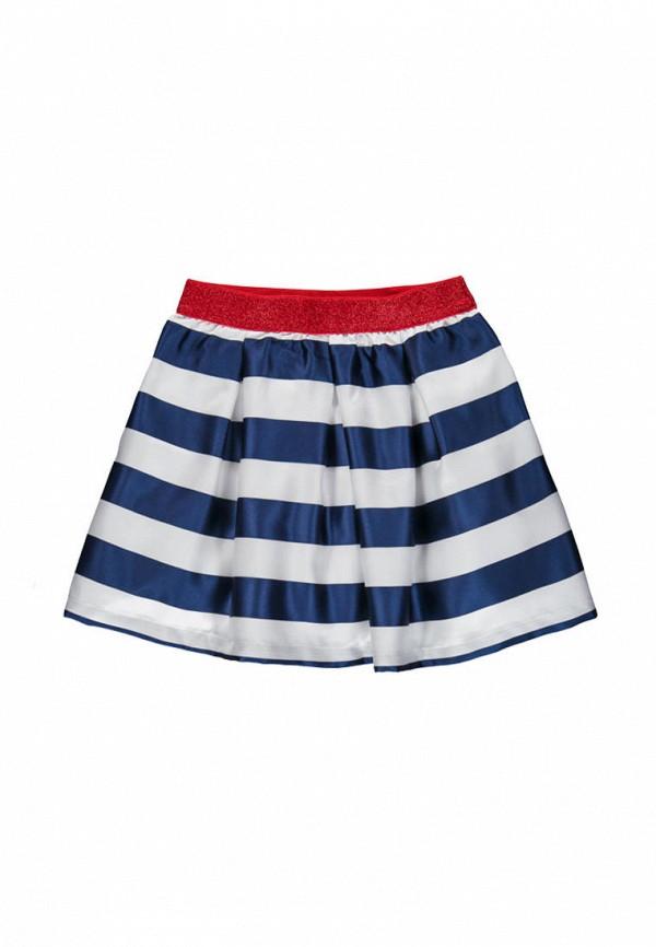 юбка mek для девочки, синяя