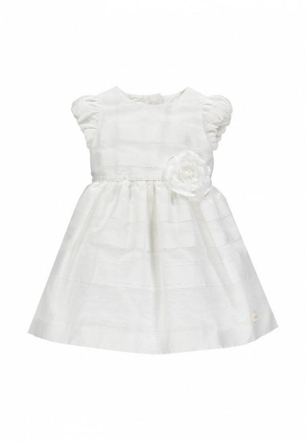 платье brums для девочки, белое